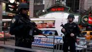 IS erklärt New York zum Anschlagsziel