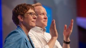 CDU-Vorstandswahl soll im Januar stattfinden