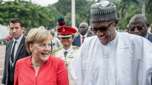 Merkels Mission in Afrika