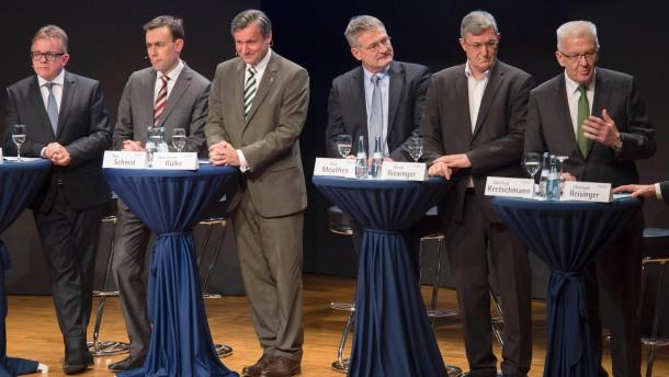Kretschmann für neue sichere Herkunftsstaaten