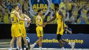 Alba Berlin gleicht in Halbfinalserie gegen Ulm aus