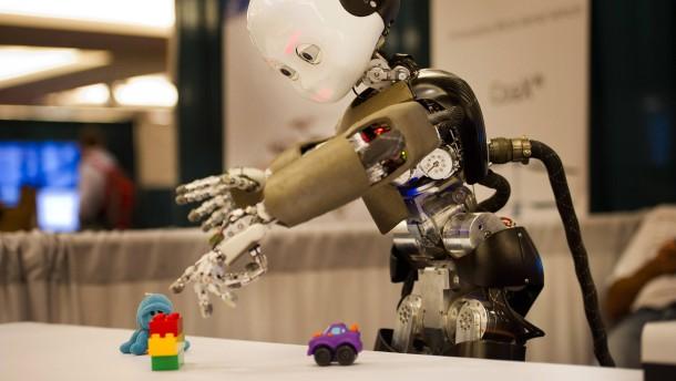 Früherziehung für Roboterkinder