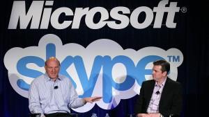 Skype muss um seinen Namen kämpfen
