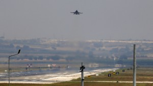 Türkei will sich an Luftschlägen gegen IS beteiligen