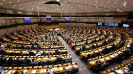 Europaparlament für Handelsabkommen mit Großbritannien