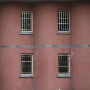 Außenansicht einer Arrestanstalt für jugendliche Täter, 27. Mai 2016.