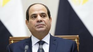 Große Mehrheit für Amtszeitverlängerung von Präsident al Sisi