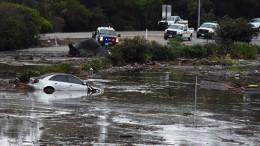 Tödliche Schlammlawinen in Südkalifornien