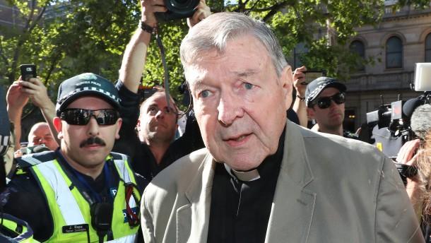 Kardinal Pell legt abermals Berufung ein