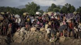 Washington wirft Burma erstmals ethnische Säuberungen vor