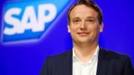 SAP-Chef Christian Klein fordert ein Digitalministerium