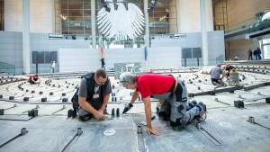 Berlins Wachstumsschmerzen