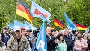 Wähler von AfD und Linke haben starken Hang zum Narzissmus