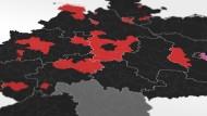 HeaderBild Grafische Übersicht Bundestagswahl NEU