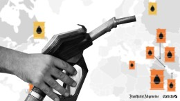 Das Öl fließt – immer weiter