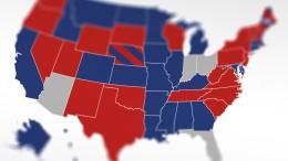 Wer gewinnt die amerikanischen Wahlen?