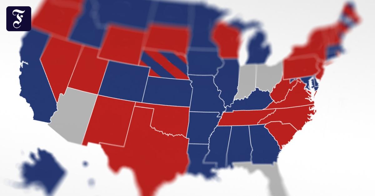Us-Wahlen 2021 Prognose