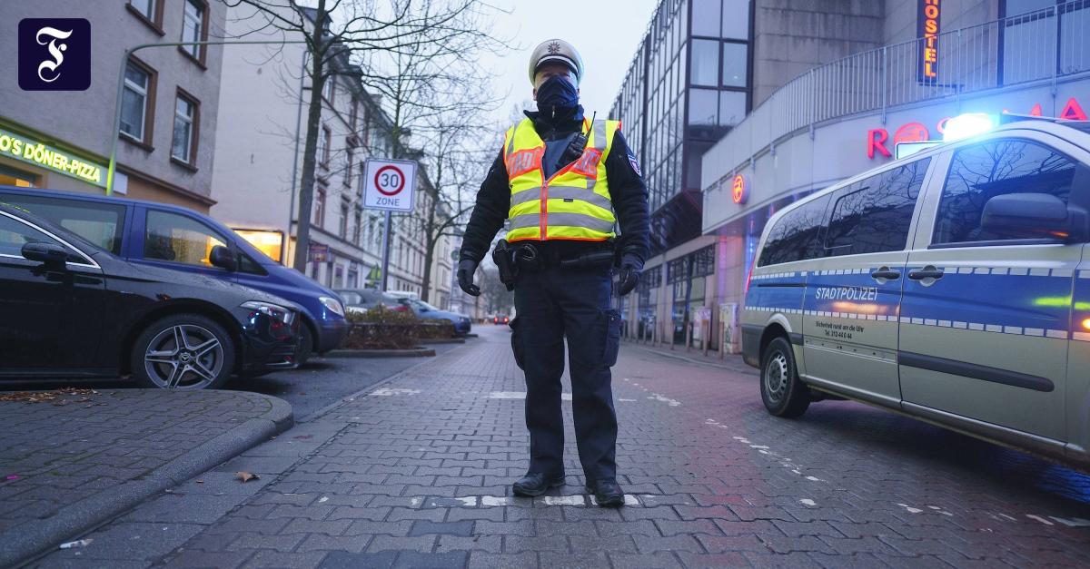 Bombe Frankfurt Aktuell