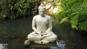 Buddha im Baumarkt