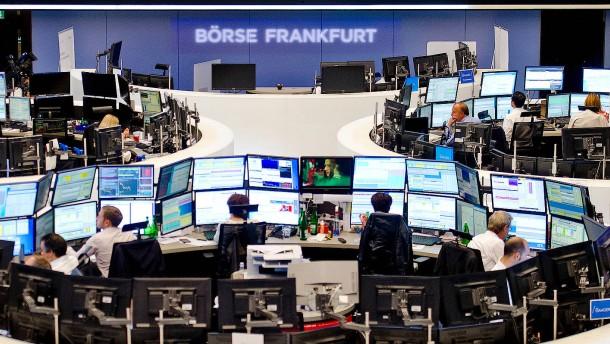 Warum Banken im Aktiengeschäft so wenig verdienen