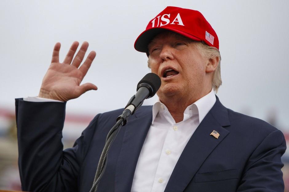 """""""Er ist ein Wahnsinniger. Ein böser Wahnsinniger"""": T. C. Boyle über Donald Trump"""