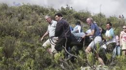 Zwei deutsche Touristen bei Busunglück getötet