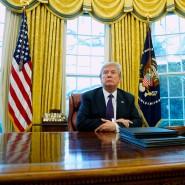 Am längeren Hebel: Bei internationalen Streitfragen greift Donald Trump gerne zu Strafzöllen.