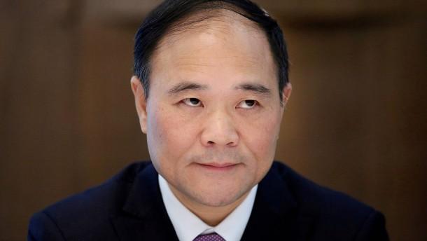 Daimler hat keine Angst vor Übernahme durch Chinesen