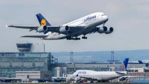 Regierung gegen Wachstums-Stopp an deutschen Flughäfen