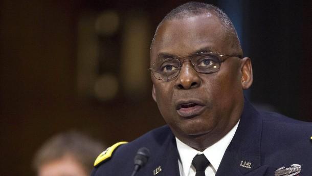 Der erste afroamerikanische Verteidigungsminister?