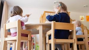 Corona-Forschung in Kindergärten