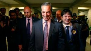 Volksparteien in Bedrängnis