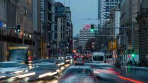 Diesel-Fahrverbote in Berlin
