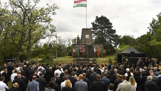 Orbáns Schwäche für großungarische Phantasien