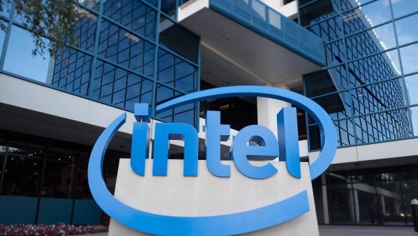 Apple will Sparte von Intel übernehmen