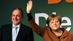 Merkel unterstützt Idee von Deutschland-Bonds