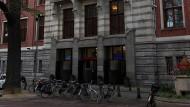 Die Börse in Amsterdam