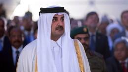 Saudi-Arabien und Qatar streiten über ein Telefonat