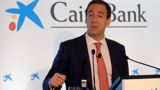 Fusion zum größten Geldhaus Spaniens