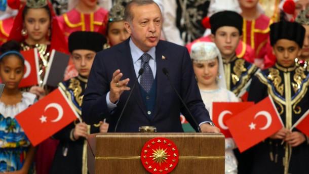 """Erdogan: """"Ich achte nicht darauf, was Sigmar Gabriel sagt"""""""