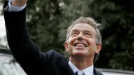 Tony Blair 2007 in London