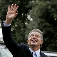 Tony Blair 2007 in London