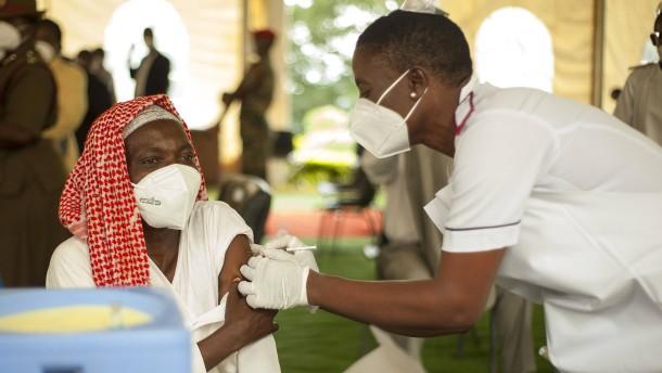 Auf der Suche nach der gerechten Impf-Welt