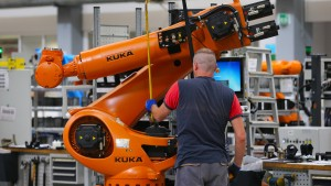 Wirtschaftsministerium genehmigt Übernahme von Kuka