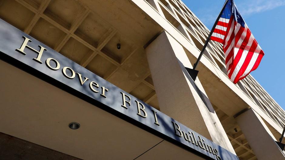 FBI-Gebäude in Washington