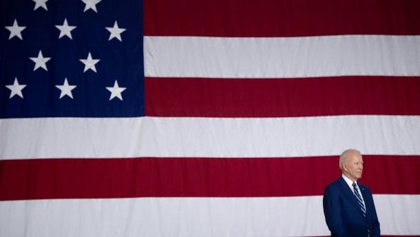 Biden wirft Republikanern Angriff auf die Demokratie vor