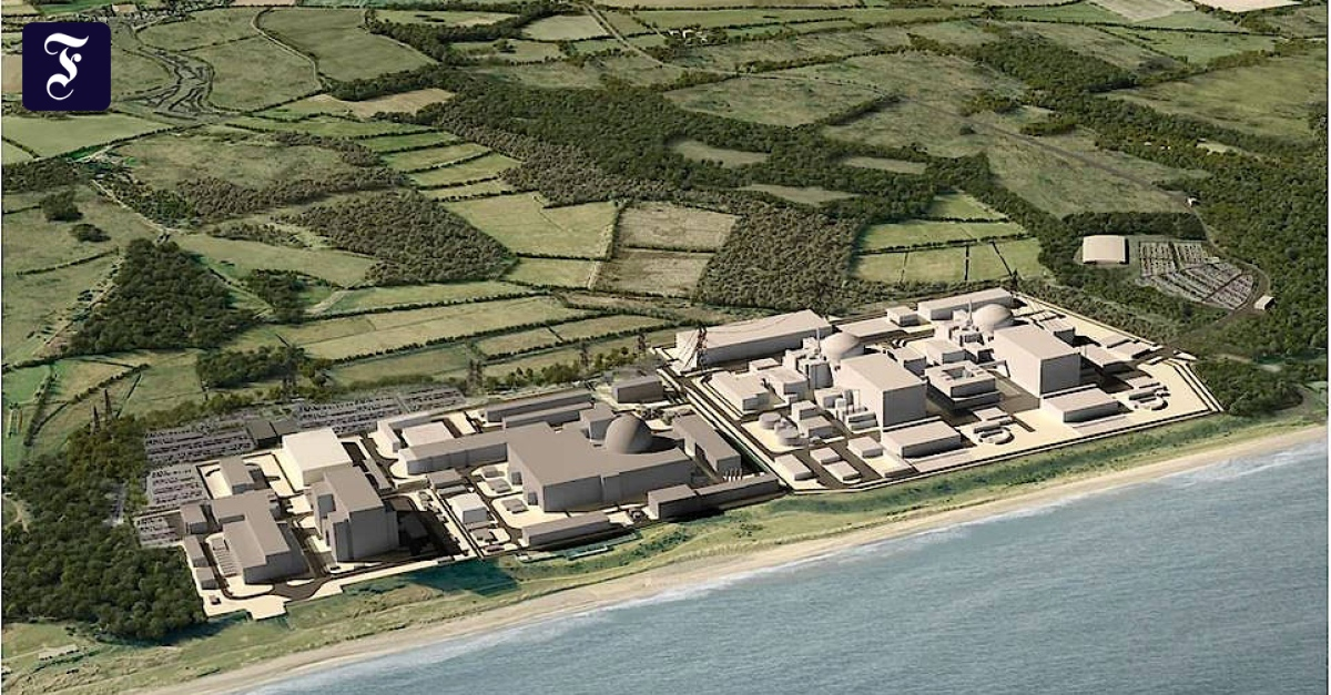 Atomkraft in Großbritannien: Kohlendioxid direkt aus der Luft saugen