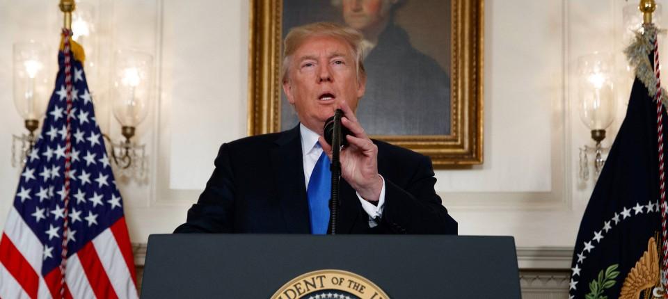 Kündigung Des Iran Atomabkommens Kann Usa Nicht Wollen