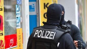 Rauschgiftrazzia gegen Clans in Dortmund und Umgebung