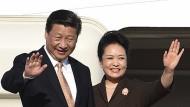 Traumhaft: Xi Jinping und Peng Liyuan beim G-20-Gipfel in Sydney